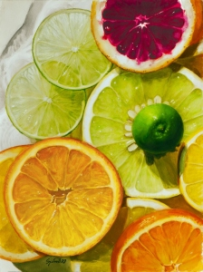 Cool Citrus by Frank Spino