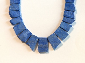 lapis plates by Lois Mittleman