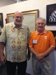 Mark Mittleman and Earl Evans, exhibit Chairpersons
