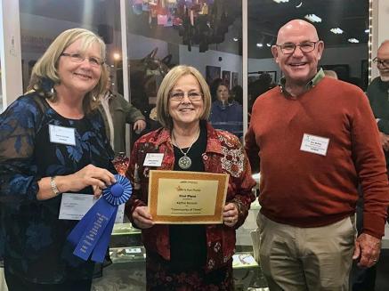 Kathie Benson wins 1st Place