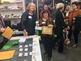 Mindy Colton wins a Merit Award