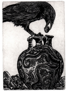aesop crow and pitcher lo res